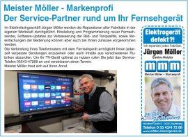 Der Service-Partner rund um Ihr Fernsehgerät